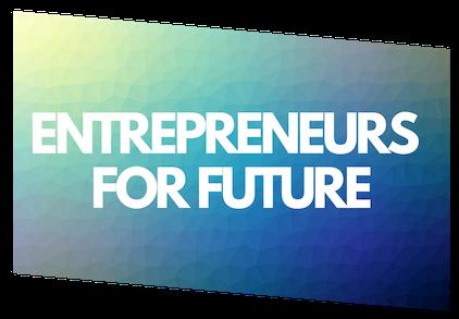 Logo der Entrepreneurs for Future (Stellungnahme zur Energiewende)